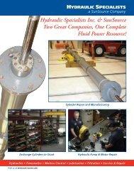 Cylinder Repair - Sun Source