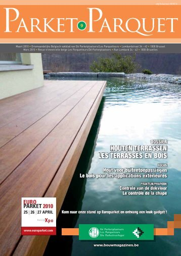houten terrassen les terrasses en bois - Magazines Construction