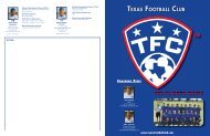 96 Boys White Team Booklet 2011.pdf - Scouting Solutions Trainer