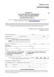 Richiesta tabella giochi proibiti.pdf - Comune di Arezzo