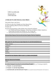Anmeldeformular als PDF - Dieter Baacke Preis