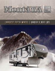 Montana High Country - Pete's RV Center