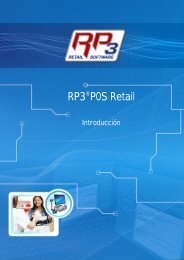 Introducción - RP3 Retail Software