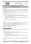 MANUAL DA QUALIDADE Pág. 1 de 15 - Page 3