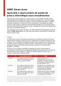 HSBC Smart Juros Aproveite o atual cenário de queda de juros e ... - Page 2