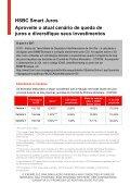 HSBC Smart Juros Aproveite o atual cenário de queda de juros e ... - Page 3