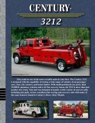 CENTURY® - Zip's Truck Equipment