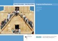 Neue Blickwinkel – gute Aussichten. Programm Konfliktprävention