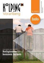 Ausgabe 3 – 2012 - Kolpinghaus Bregenz