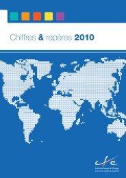 Chiffres & repères 2010 - Caisse des Français de l'Etranger