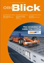 OBO Blick - Edition 1/2008 - OBO Bettermann