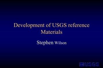 Steve Wilson - ISRU