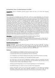 Rechtspolitisches Thema: Gesetzliche Regelung der Sterbehilfe ...
