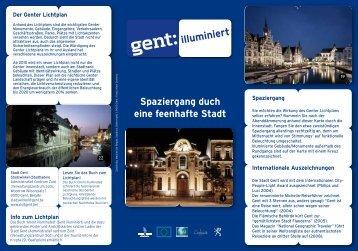 illuminiert - Visit Gent