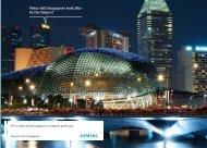 Siemens in Singapore Brochure