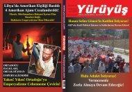 HASAN SELİM GÖNEN'İN KATİLİNİ İSTİYORUZ! - Yürüyüş