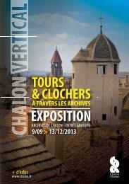 Télécharger le flyer de présentation de l'exposition au format pdf