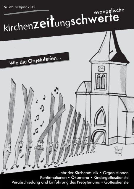 Zeit Schwerte Evangelische Kirche Schwertede