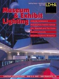 museum & exhibit - Illuminating Engineering Society
