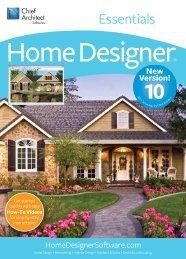 Home Designer® - Home Design Software