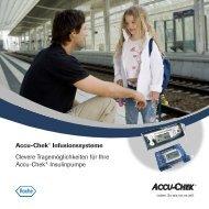 Clevere Tragemöglichkeiten für Ihre Accu-Chek® Insulinpumpe ...