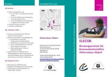 ELECOK - Wichernhaus Altdorf