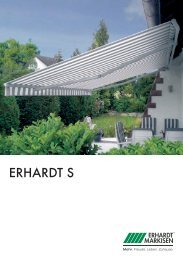 Erhardt S Prospekt.pdf - Markisen-steinhuebel.de