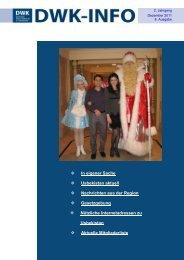 DWK-Info Usbekistan 2011-11+12 - AHK Zentralasien