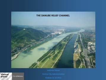 THE DANUBE RELIEF CHANNEL - donauhanse
