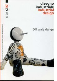 disegno industriale design industrial - Hayon
