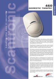 domestic twintec 460 - Cooper Security