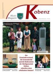 Kobenz K - Kunst