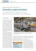 Schneller exakt wechseln - MAS Tools & Engineering - Page 2