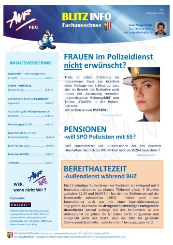 BLITZ INFO - AUF-EXEKUTIVE.at