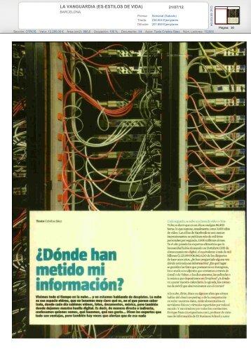 en pdf - Enrique Dans