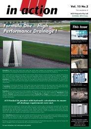 Vol. 13 No.2 - ACO Polycrete Pty Ltd