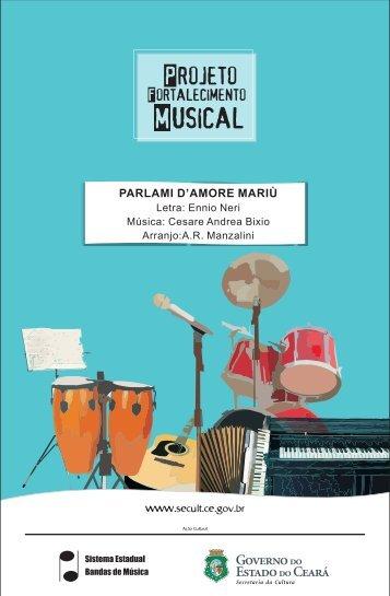 Finale 2009 - [Parlami Damore Mariu] - Secretaria da Cultura do ...