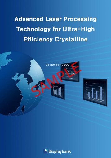 Advanced Laser Processing Technology for Ultra-High Efficiency ...