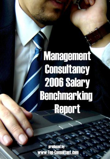 Management Consultancy 2006 UK salary ... - Top-Consultant