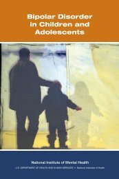 Bipolar Disorder in Children and Adolescents - NIMH - National ...