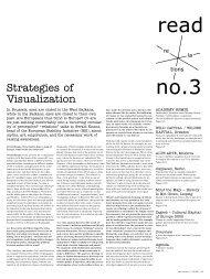 read relations no. 3 (PDF) - Projekt Relations