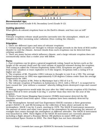 Intermediate Level (Grade 6-8); Secondary Level (Grade 9-12)