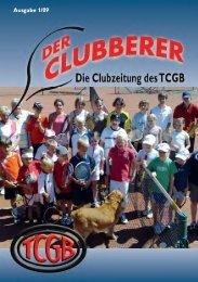 Ausgabe 1/09 (PDF) - Tennis Club Groß Borstel