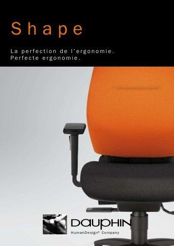 La perfection de l'ergonomie. Perfecte ergonomie. - Karssen