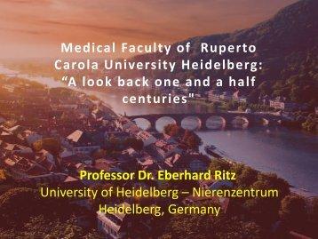 Medical Faculty of Ruperto Carola University Heidelberg