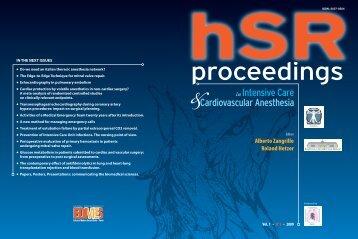Full HSR proceedings Vol. 1 - N. 3 2009 in PDF