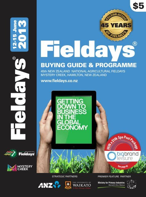 foto de Programme - New Zealand National Agricultural Fieldays