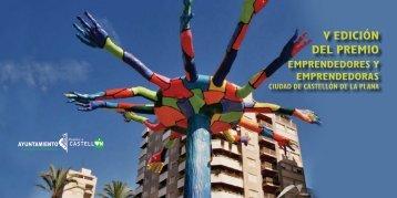 PREMIO EMPRENDEDORES 2012.indd - Ayuntamiento de Castellón