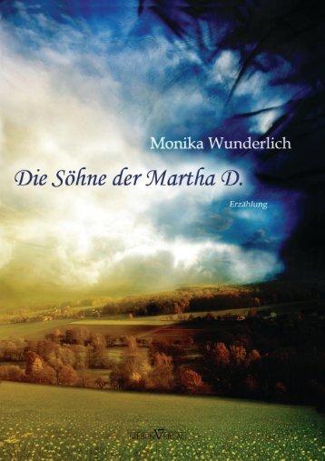 Die Söhne der Martha D. - Sieben Verlag