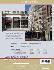 Hamilton Building FCn v2.pub - HSM Pacific